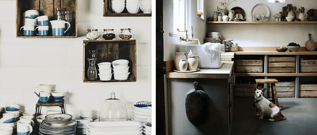 opciones de blogs de diseño vintage