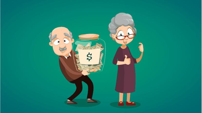 preparado para la jubilación