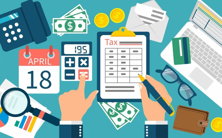 impuestos sobre la renta