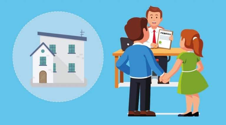 Aprobación de hipoteca