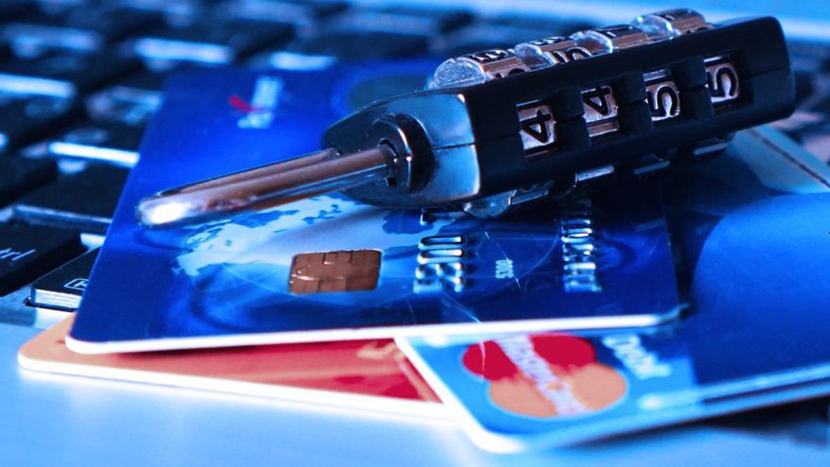 tarjeta de crédito segura